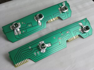 L/R Motozane taillight PCB assemblies